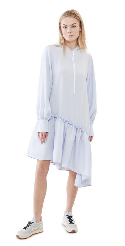 Adeam Hozuki Dress in blue