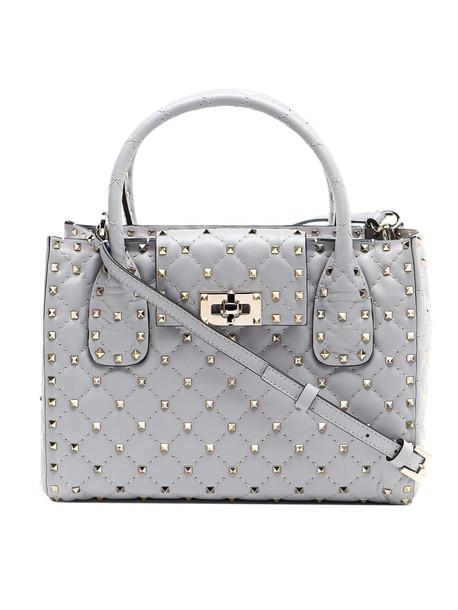 Valentino Garavani Sm Handbag in grey