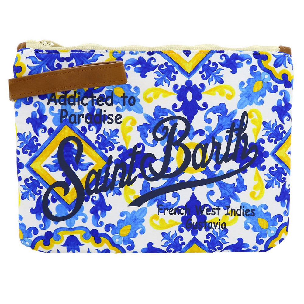 Mc2 Saint Barth Mini Bag Mini Bag Women Mc2 Saint Barth in blue