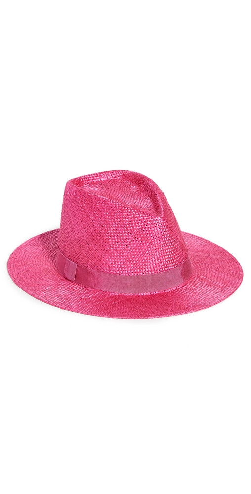 Eugenia Kim Blaine Hat in fuchsia