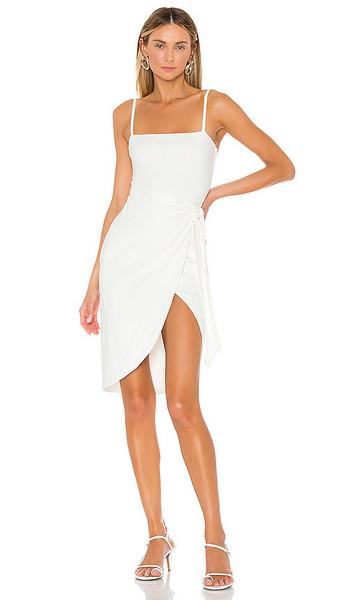 Lovers + Friends Lovers + Friends Arlo Midi Dress in White