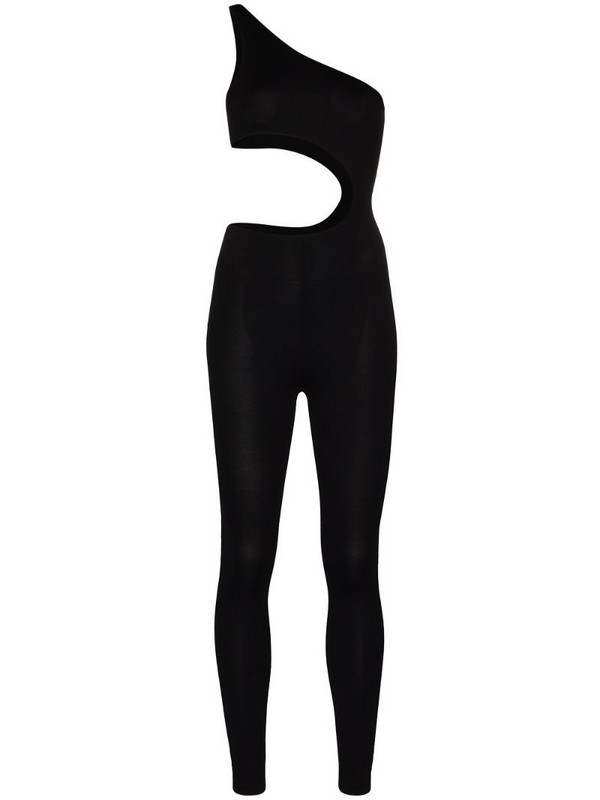 Fantabody Caroline cutout jumpsuit in black