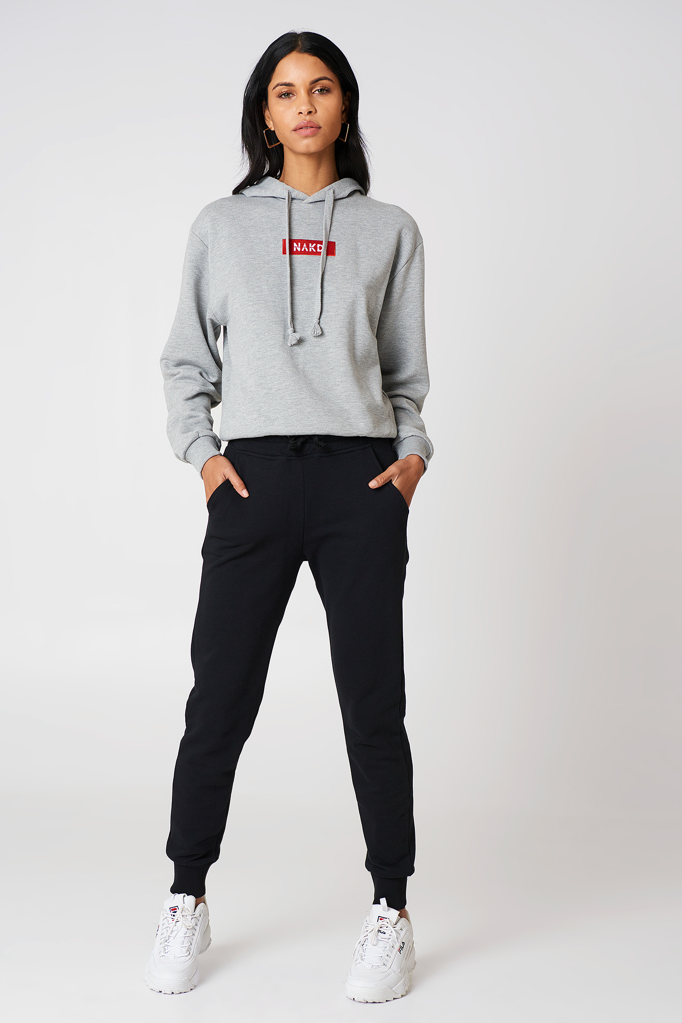 Basic Sweatpants Black