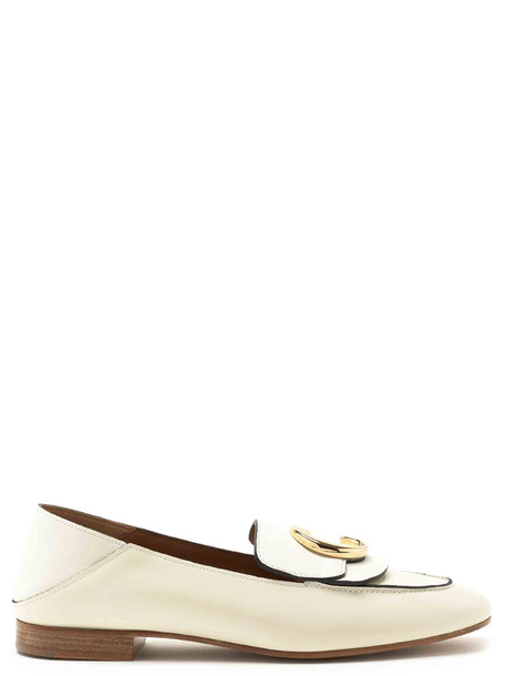 Chloé Chloé 'chloè' Shoes in white
