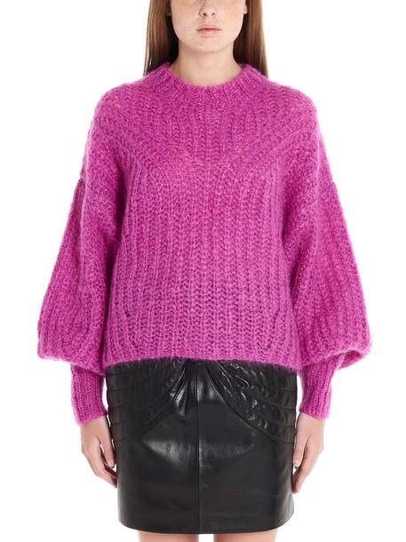Isabel Marant inko Sweater in purple