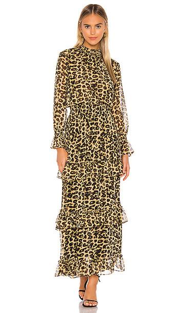 MISA Los Angeles X REVOLVE Bethany Dress in Tan