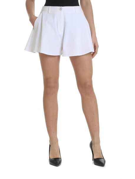 Boutique Moschino Short in white
