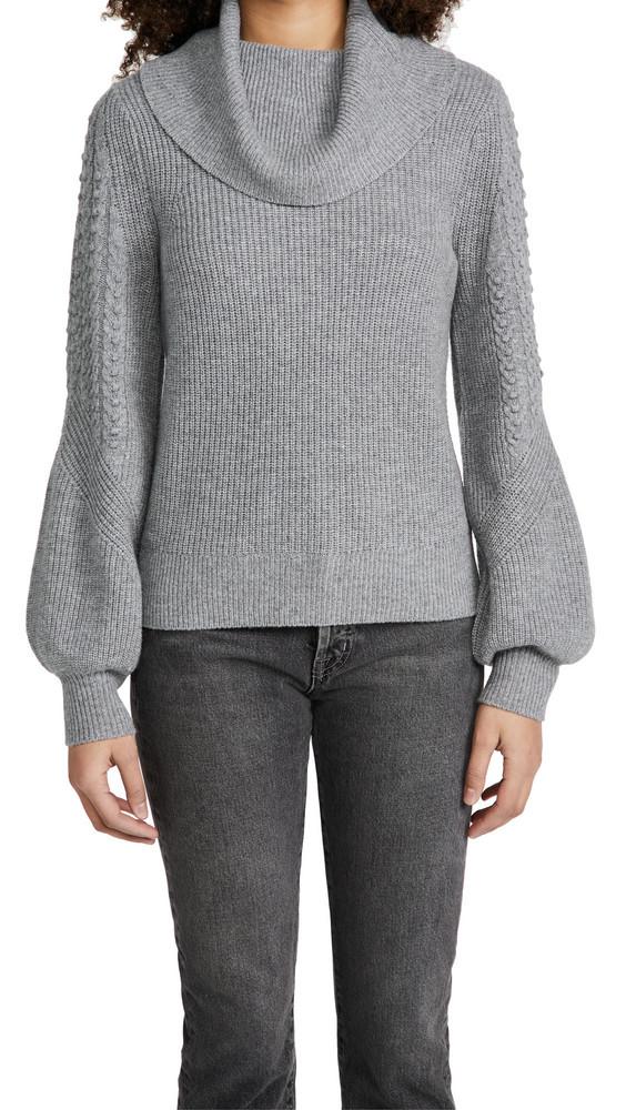 PAIGE Bernadetta Sweater in grey
