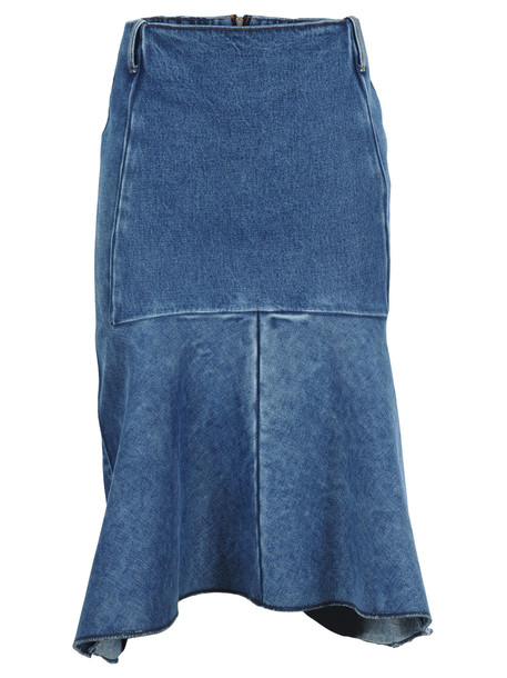 Balenciaga Skirt #24 in blue