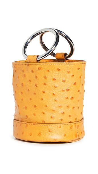 Simon Miller Bonsai 15 Bucket Bag in tan