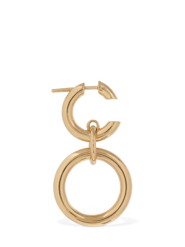 MARIA BLACK Dogma Mono Earring in gold
