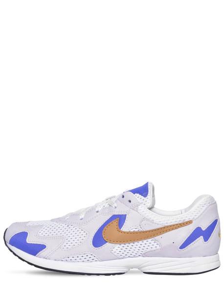 NIKE Air Streak Lite Sneakers in gold / white