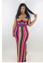 dress,aztec,colorful,summer dress,maxi dress,fashion inspo,instagram