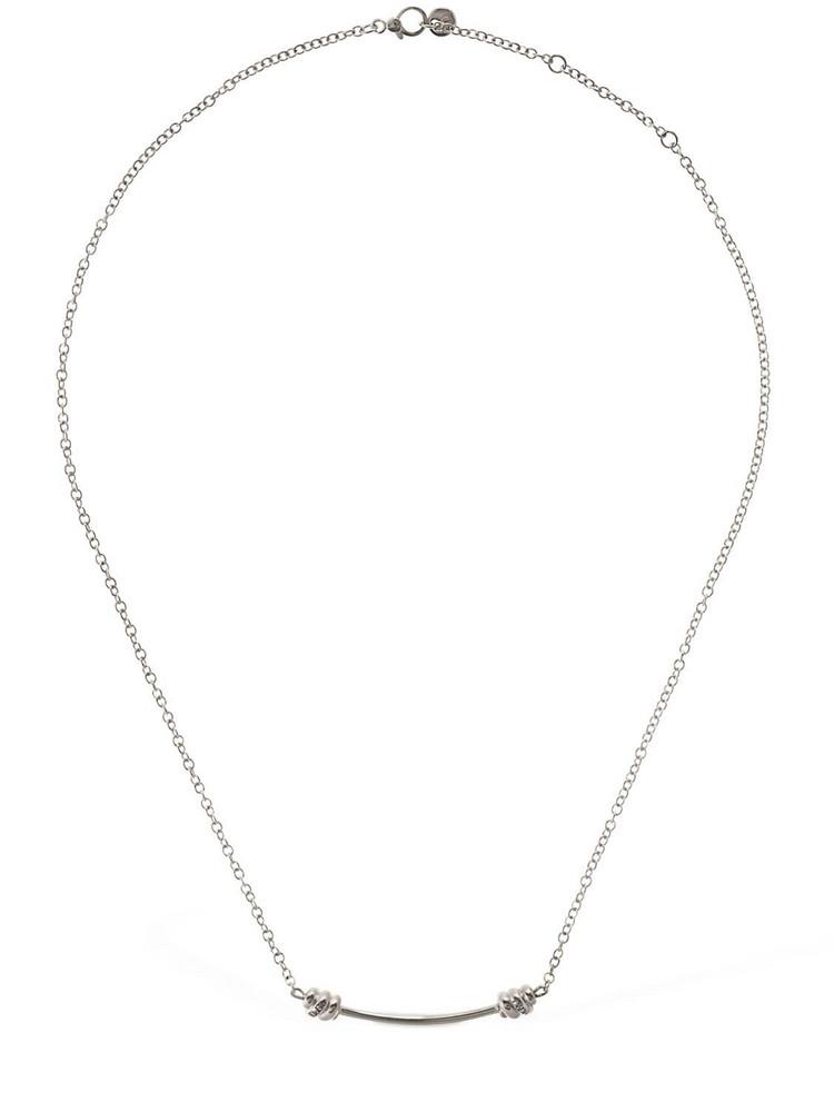 DODO Sterling Silver Nodo Necklace