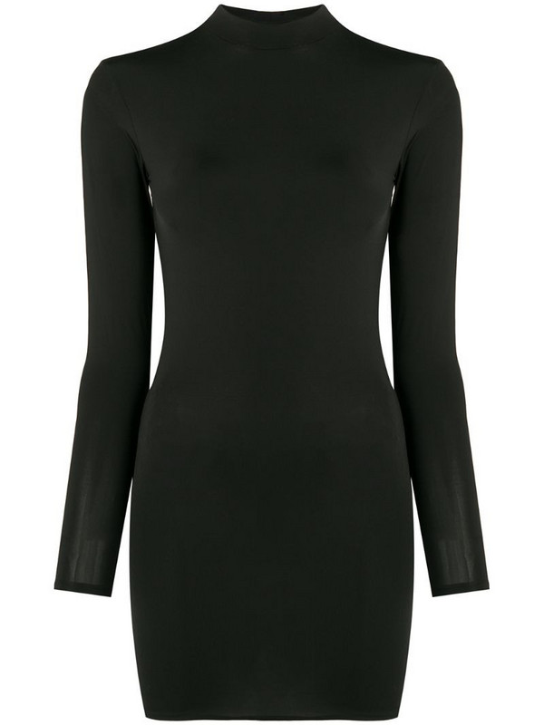 Maison Close Pure Tentation dress in black