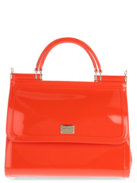Dolce & Gabbana 'sicily' Bag in orange