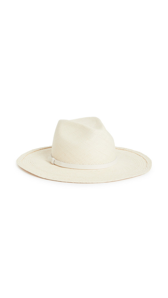 Hat Attack XL Panama Hat in natural
