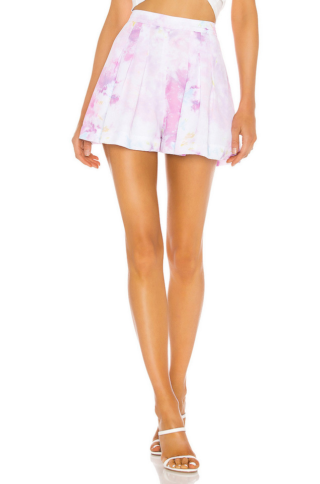 Endless Summer Zoey Short in pink
