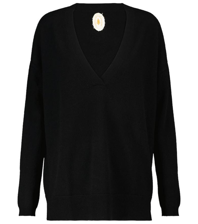 Jardin des Orangers Cashmere sweater in black