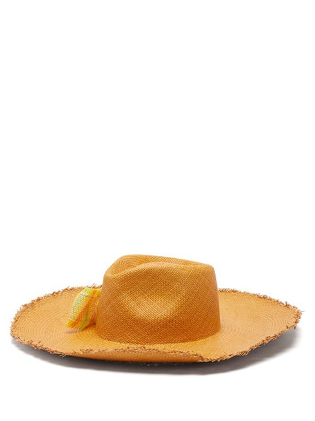 House Of Lafayette - Johnny 2 Straw Hat - Womens - Beige