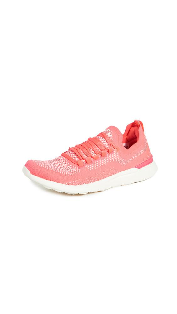 APL: Athletic Propulsion Labs Techloom Breeze Sneakers in magenta