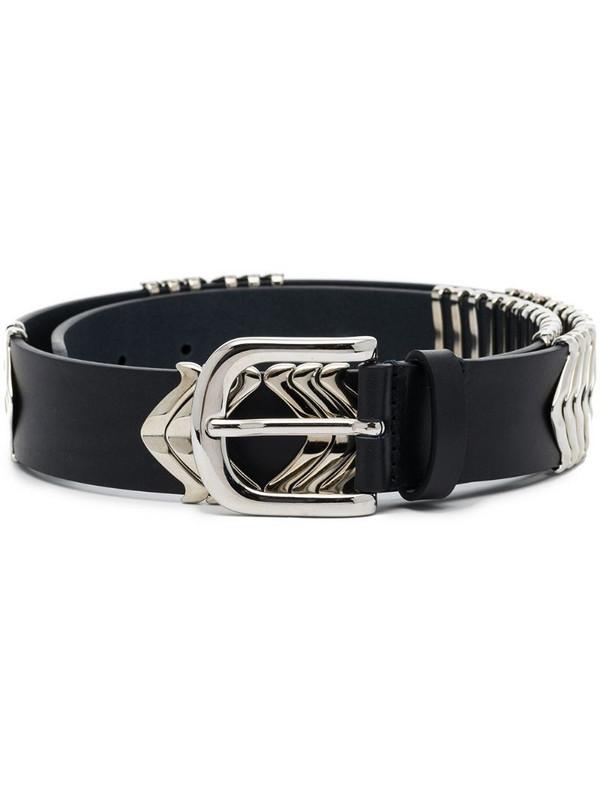 Isabel Marant buckled adjustable belt in black