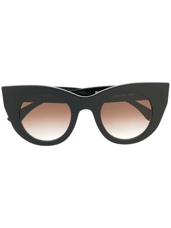 Thierry Lasry cat eye sunglasses in black