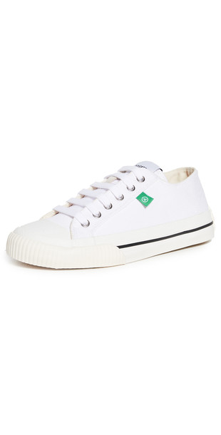 Axel Arigato Midnight Low Sneakers in white