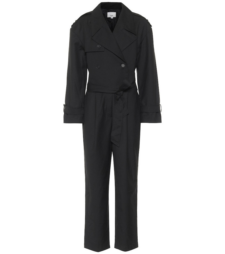 Frankie Shop Frankie jumpsuit in black