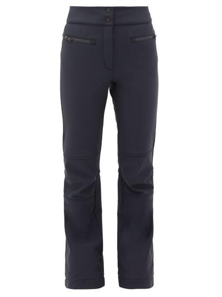 Fusalp - Diana Flared Soft Shell Ski Trousers - Womens - Navy