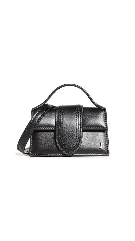 Jacquemus Le Petit Bambino Bag in black