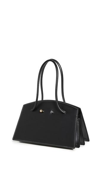 Little Liffner Mini Portfolio Bag in black