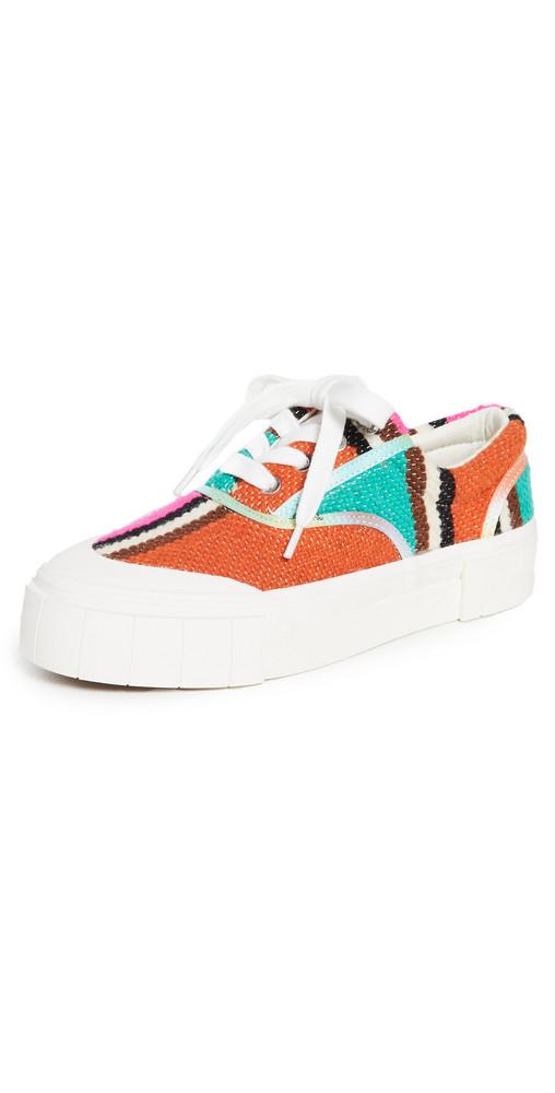 Good News Opal Moroccan Sneakers in pink