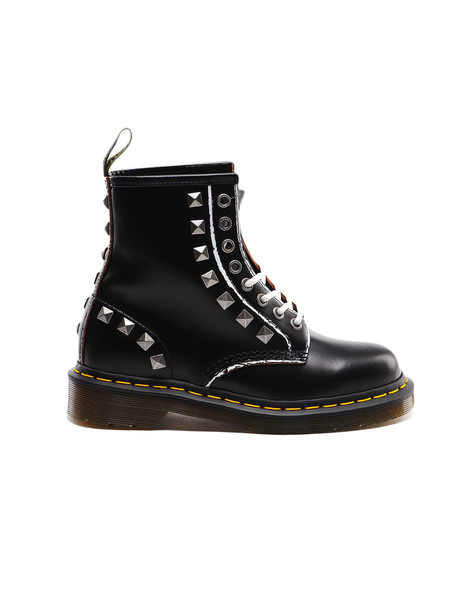 Dr. Martens Boot W Studs in black