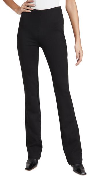 ANINE BING Dakota Pants in black