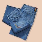 skirt,jeans