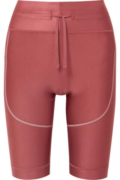 Nike - City Ready Reflective Stretch Shorts - Pink
