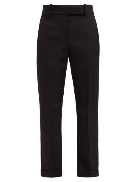 Haider Ackermann - Tailored Wool Trousers - Womens - Black