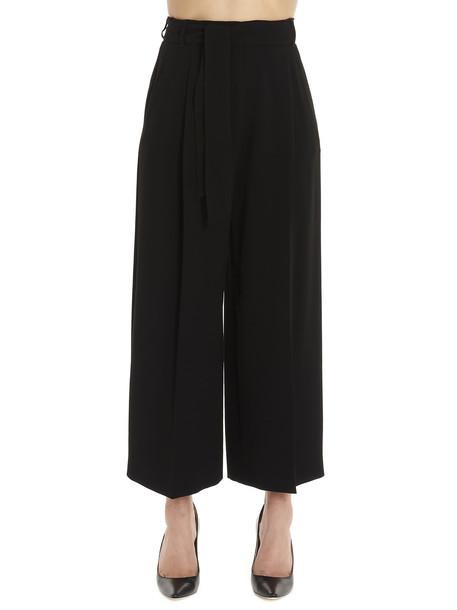 Weekend Max Mara fiandra Pants in black
