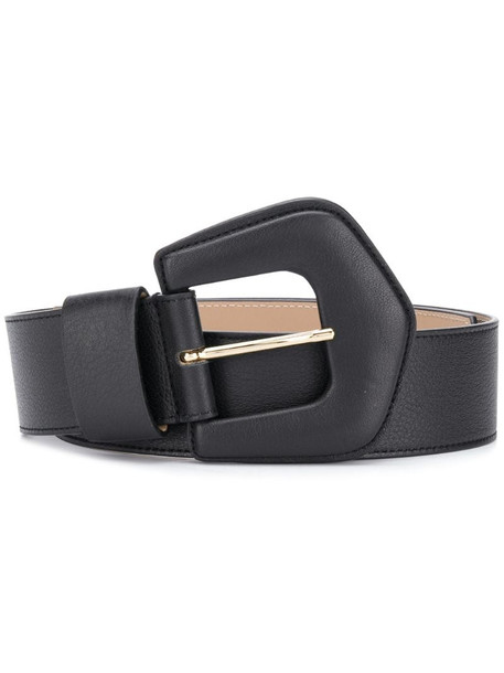 B-Low The Belt pebbled-effect buckled belt in black