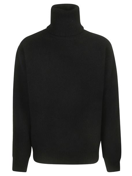 Dolce & Gabbana Turtleneck Sweater in nero