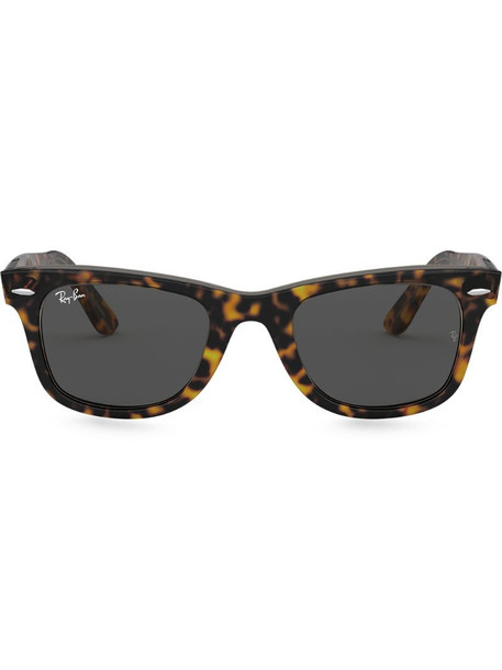 Ray-Ban RB2140 Wayfarer Ease sunglasses in brown