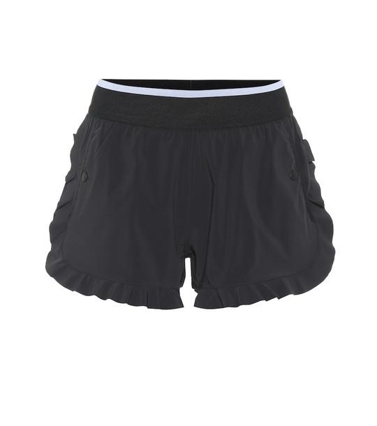 Adidas by Stella McCartney Running shorts in black