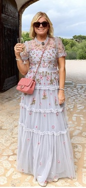 dress,blue,flowers,floral,see through,baby blue