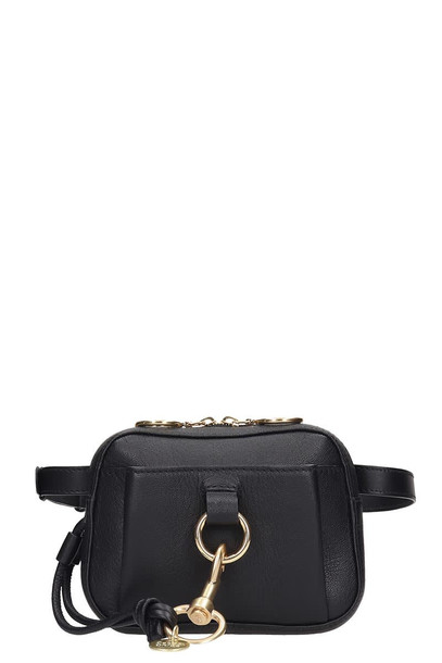 See by Chloé See by Chloé Waist Bag In Black Leather