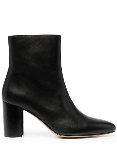 A.P.C. A.P.C. Liv 80mm ankle boots - Black