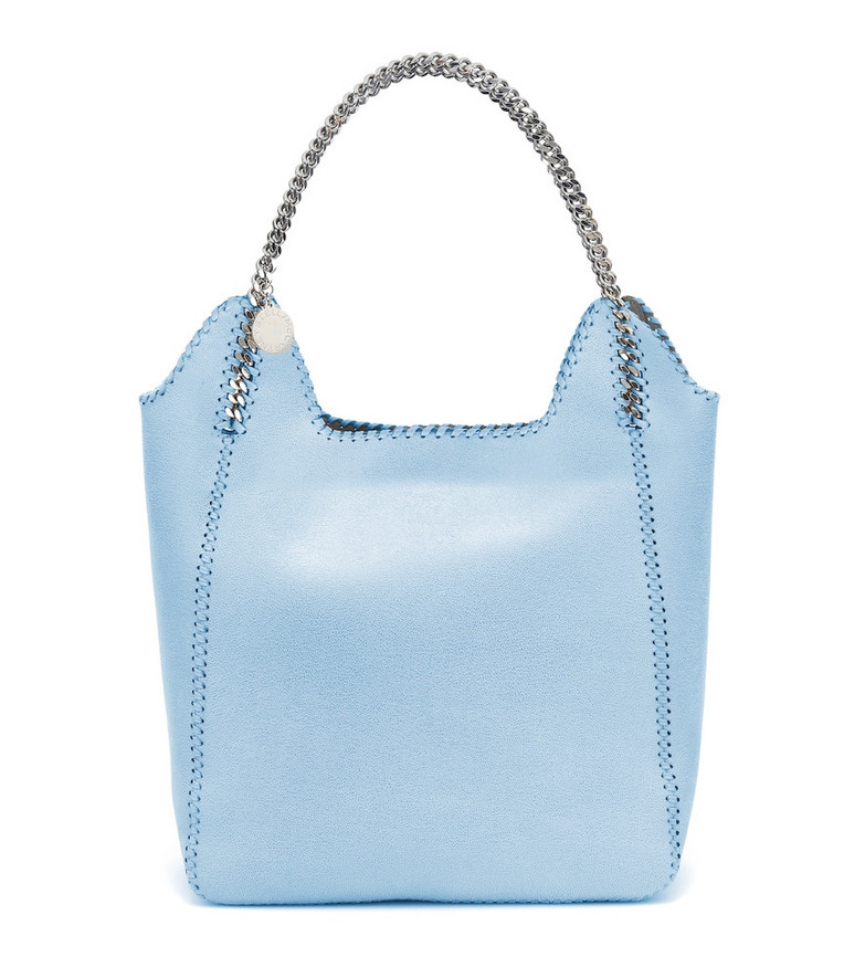 Stella McCartney Falabella Scoop tote in blue