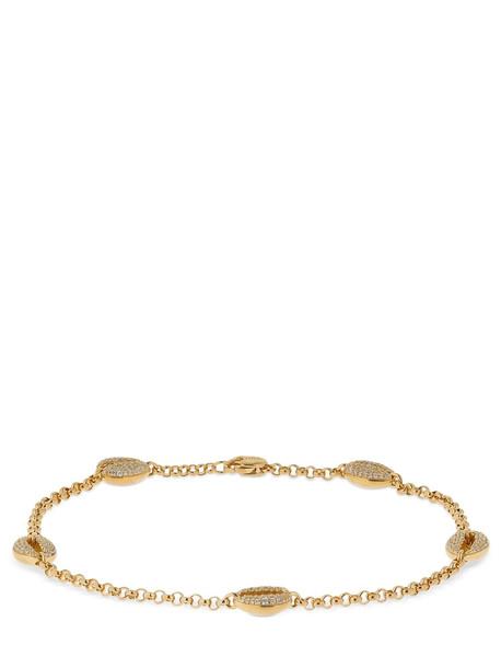 APM MONACO Toi Et Moi Seashell Anklet Anklet in gold