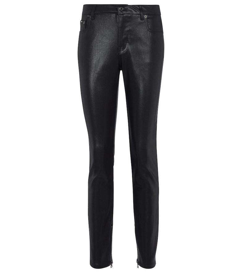 Tom Ford Mid-rise skinny jeans in black