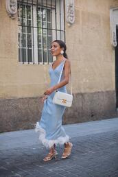 mypeeptoes,blogger,dress,bag,shoes,jewels